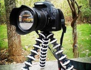 DSLR Camera Stand, Mobile Phone, iPhone
